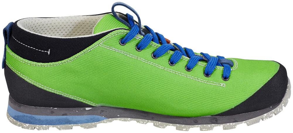 AKU Bellamont Air Shoes Unisex Green/Blue Schuhgröße UK 8 TOYdPJtOqJ